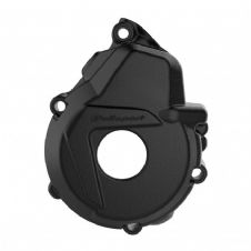 IGNITION COVER PROTECTOR KTM/HUSKY EXCF250/350 17-18 BLACK